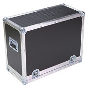 Diamond Plate Light Duty 1/4 Ata Case For Fender Dyna Touch Iii Stage 1600 Amp