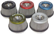 Hot Products 2.0 Air Filter Green 53-4273-grn