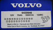 Volvo P1800 1800s 1800e 1800es And Other Models Battery Top Restoration Decal