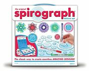 New Spirograph Deluxe Design Set Free Shipping