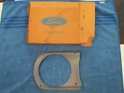 1965-66 Ford Mustang Shelby Gt Lh Headlamp Door Nos 415