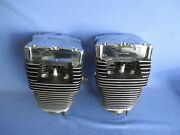 Harley Davidson Touring Softail Engine Top End Cylinders Heads Rocker Boxes