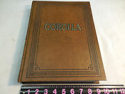 1969 Corolla University Of Alabama Yearbook Coach Bear Bryant