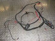 Polaris 400l Wiring Harness And Dash With Starter Solenoid  92