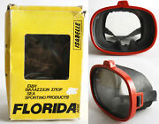 Rare Vintage 80and039s Florida Isabelle Swimming Snorkel Mask Greece Greek New