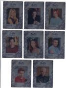 2017 Buffy The Vampire Slayer Ultimate Collector's Set 3 Master Set Of 14 Cards