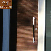 Pull Push 24 Handles For Entrance Entry Front Doorrectangle Mirror
