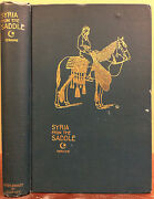 Syria From The Saddle - Albert Payson Terhune - 1896 - 1st Ed Authorand039s 1st Book