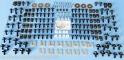 Front End Sheet Metal Hardware 210pc Kit For Chevy Chevrolet Suv And Gmc Suv