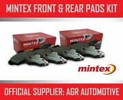 Mintex Front And Rear Brake Pads For Peugeot 207cc 1.6 2007-12 Opt2