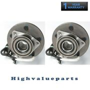 Front Wheel Bearing And Hub Assembly For Ford F-150 00-03 F-150 Heritage 04 515029
