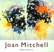 Joan Mitchell Abstract Expressionism Painting Art Kertess Abrams Art Book