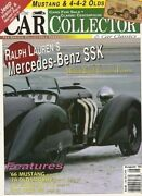 Car Collector And Car Classics August 1995--cadillac,chevrolet,ford,jeep,olds,mb