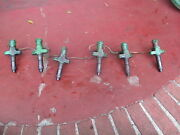 Oliver 77 Diesel Tractor 6 Cylinder Fuel Injection Injectors And Lines Free Ship