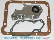C-4 Filter Kit-with Duraprene Gasket--fits 1973 To 1977 Ford Bronco And 4x4 Trucks
