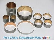 Complete 10-piece Master Bushing Kit--fits Ford C6 Transmissions From 1996-up