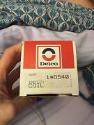 Delco Remy 10468391 Ignition Coil D540 D-540 540 New