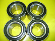 After Market Yamaha Grizzly 550 660 700 Front Rear Wheel Bearing K164c