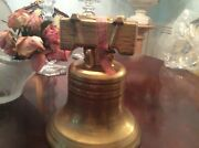 Limited Edition Bicentennial1776-1976 Liberty Bell 22 Kt. Gold Finish New