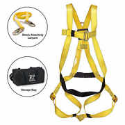 French Creek Compliance-in-a-bag Fall Protection Kit Medium/x-large - Weight...