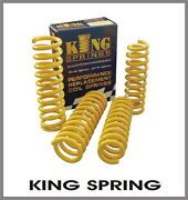 King Spring Ultra Low Front And Rear Kit For Ford Falcon Ba Bf
