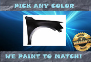 Pre-painted To Match Right Rh Fender For 2011-2018 Volkswagen Jetta Type 6