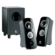 Logitech Z323 2.1 Speakers System 30 Watts With Subwoofer