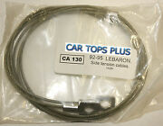 1992-1995 Chrysler Lebaron Side Tension Cables For Convertible Top