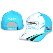 Danica Patrick 2016 Checkered Flag Sports 10 Natureand039s Bakery Jagged Hat Free
