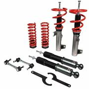 Gsp Mono-rs Coilover Damper Kit For 01-07 Mercedes Benz C Class W203 Godspeed