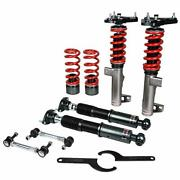 Gsp Mono-rs Coilover Damper Kit For 10-15 Mercedes Benz E63 Amg W212