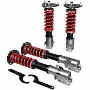 Gsp Mono-rs Coilover Damper Kit For 98-02 Subaru Forester W/ Camber Plates