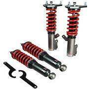 Gsp Mono-rs Coilover Susp Damper Kit For 91-96 Dodge Stealth Rt R/t Awd