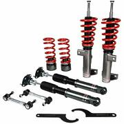 Gsp Mono-rs Coilover Susp. Damper Kit For 08-14 Mercedes Benz C Class W204 Rwd