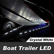 25ft Samsung Led Trailer Tail Light Set Kit Submersible Water Proof Boat Dc12