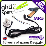 Cable For Ghd Series Hair Straightener 5.0 New Iv 4.2 X 10 25 50 100 Ioncoandreg