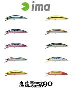 Ima Gyodo Heavy Surfer 90 Saltwater Sinking Lure - Select Colors