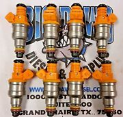 1997-2004 Ford Mustang Gt Excursion Expedition 4.6l 5.4l Fuel Injectors Set