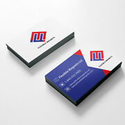 Business Card Magnets For Fridge Refrigerator Custom Personalized -2x3.5 500