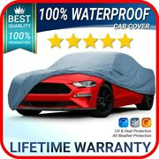[ford Mustang Gt] 2015 2016 2017 2018 2019 2020 2021 Car Cover ✔custom✔fit