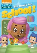 Bubble Guppies Dvd - Get Ready For School [single Disc Edition] - New Unopened