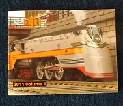 Mth Electric Trains 2011 Volume 1 Railking And Premier O-gauge Trains