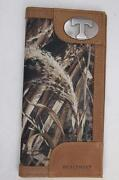 Zep-pro Tennessee Volunteers Realtree Max-5 Camo Wallet Tin Gift Box