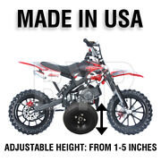 Adjustable Height Coolster Ssr Dirtbike Kids Youth Training Wheels Motorcycle