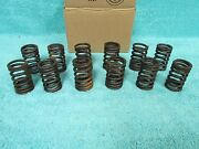 1930and039s 40and039s Chevy 216ci Valve Springs 12 New 516
