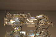 Iris Arc Automobile Limited Edition 114/2500 Faceted Clear Crystal