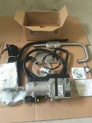 Espar 24v Eberspacher Hydronic M Ii 12kw Diesel Water Narrow Boat Heater Kit