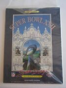Super Bowl Xxii Program And 1982 Jackson Mets And 2 1983 Usfl Guides - Box Bpr2