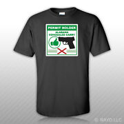 Alabama Concealed Carry Permit Holder T-shirt Tee Shirt Sticker 2a Permited V2