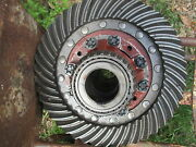 1965 Farmall 806 Gas Tractor Differential Assembly Ring Gear Free Shipping